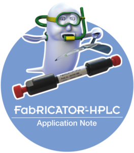 Fabrciator-HPLC Application note link