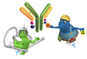 GlyCLICK characters