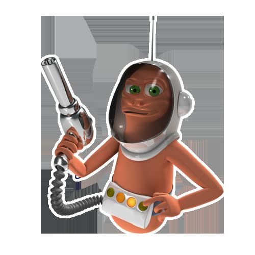 OglyZOR character