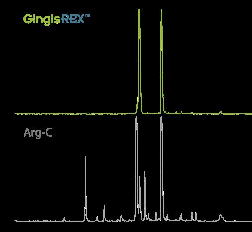 Data GingisREX - Arginine Specific