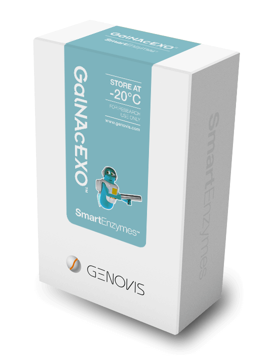 GalNAcEXO Enzyme Product box
