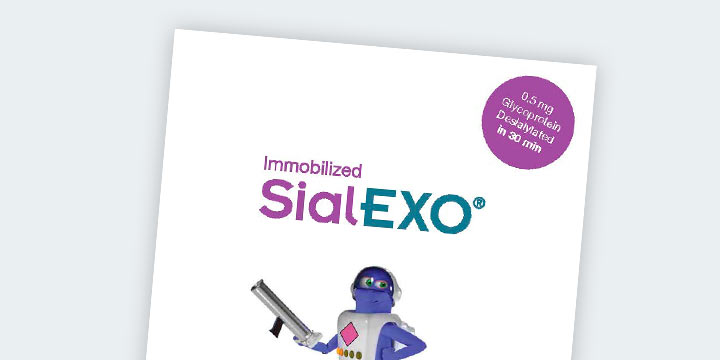 Download Immobilized SialEXO poster